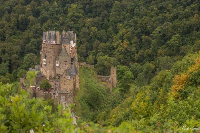 Burg Eltz Eltz Castle Wald