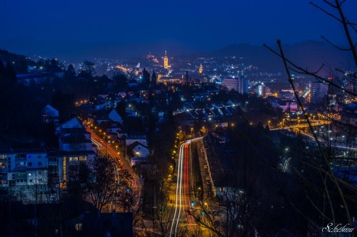 siegen blaue stunde fischbacher berg