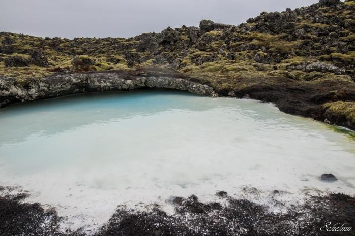 Bláa Lónið island blaue lagune