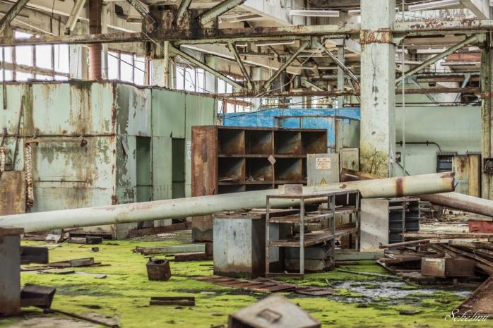 jupiter fabrik pripjat moos