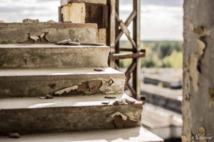 jupiter fabrik pripjat treppe