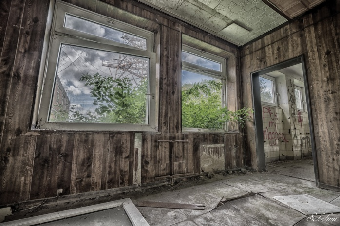 lost place urbex kaserne