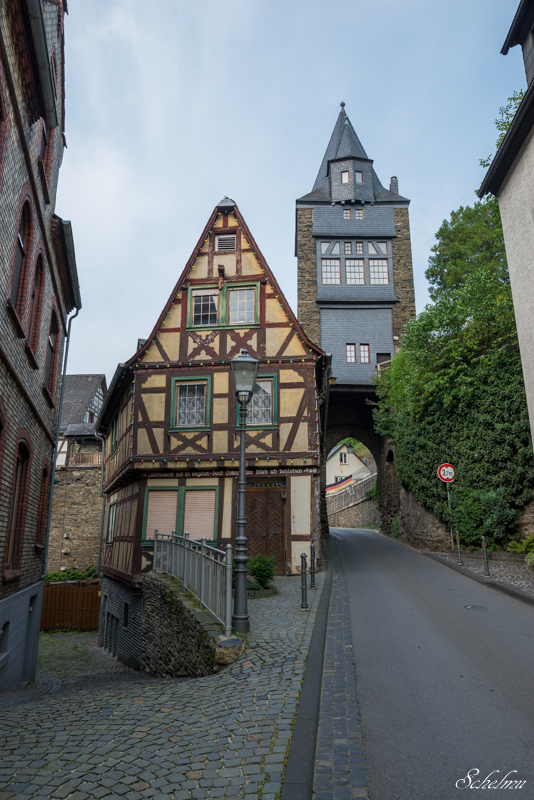 bacharach steeger tor 2