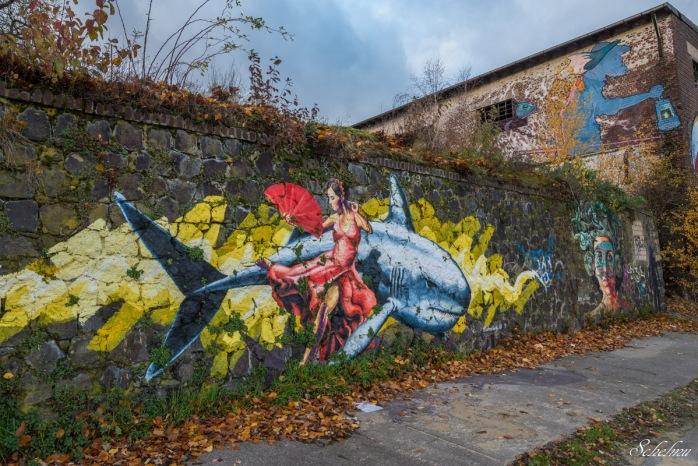 rhine side gallery streetart krefeld uerdingen 6