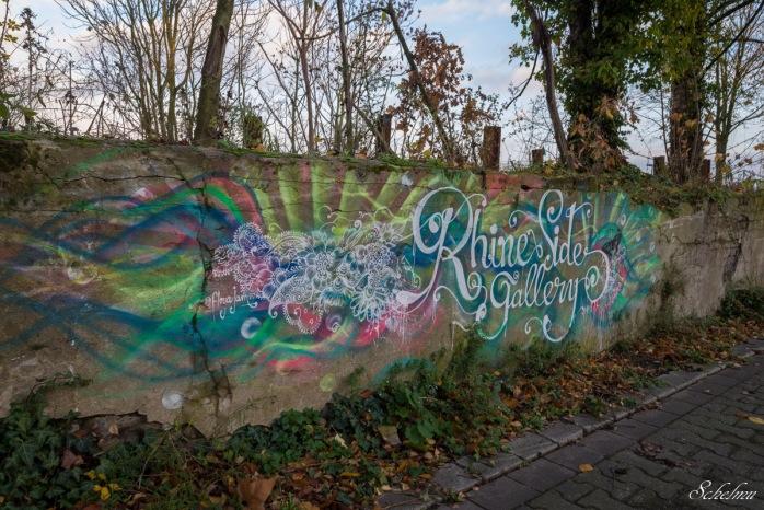 rhine side gallery streetart krefeld uerdingen